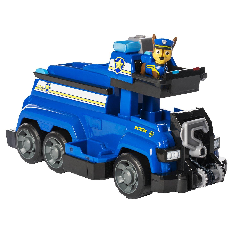 Машины из щенячьего патруля